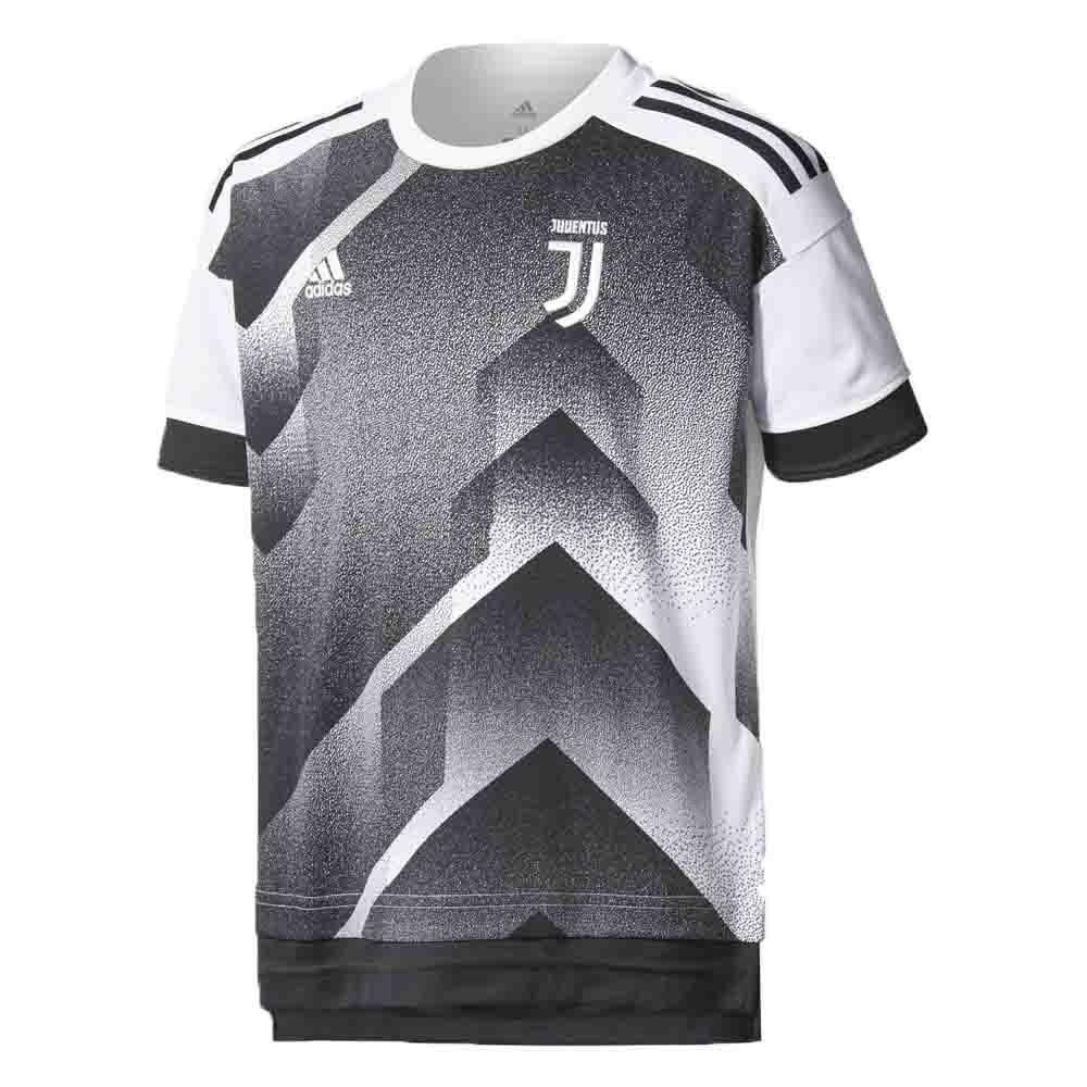 08b46bb5ab5 Juventus 2017-2018 Pre-Match Training Shirt (Black-White) - Kids [BS2605] -  $45.52 Teamzo.com