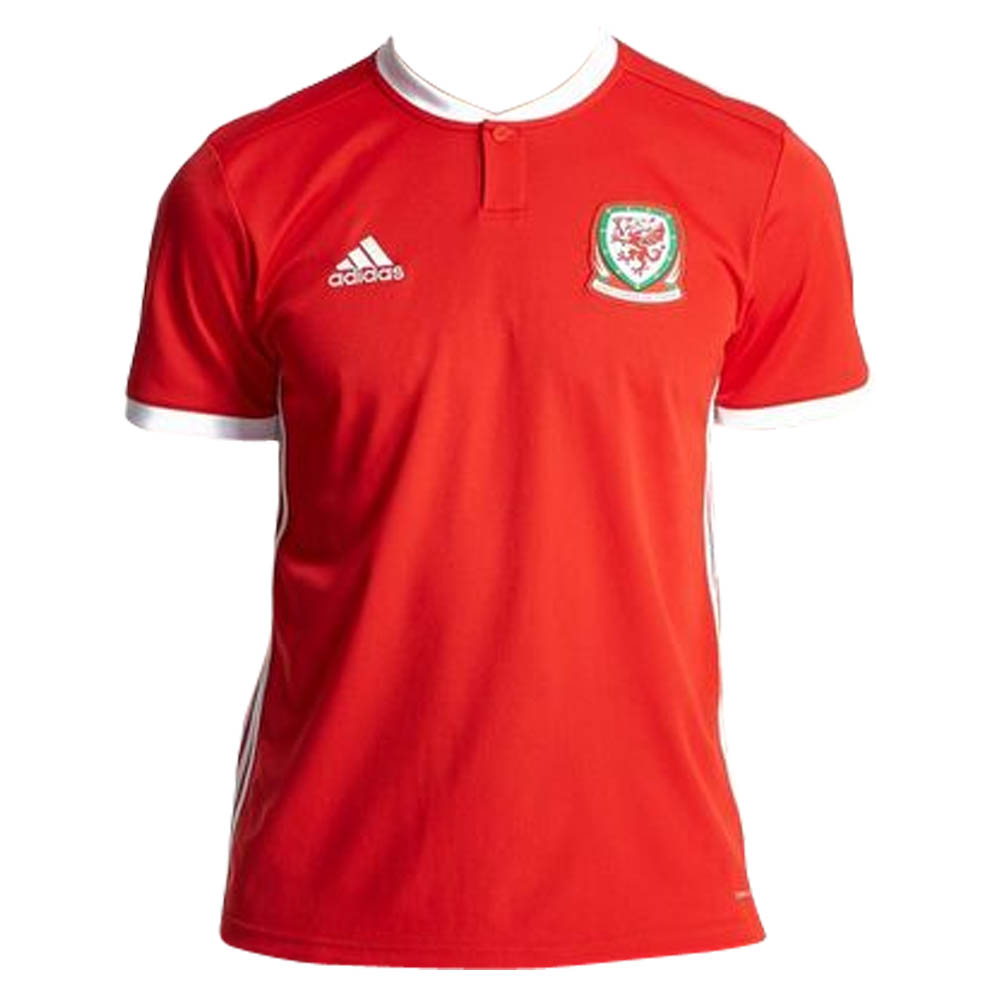 877017c2260 Wales 2018-2019 Home Shirt - €85.02 Teamzo.com