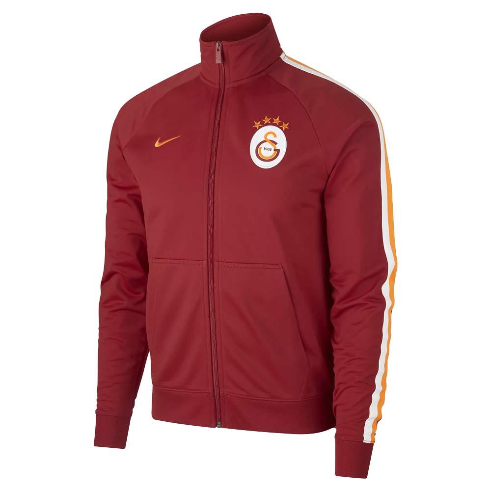 Galatasaray 2017-2018 Core Trainer Jacket (Red)  919632-628 ... 011652e134e
