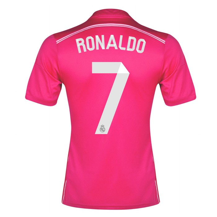 e35c8f6f7af Real Madrid 14-15 Away Shirt (Ronaldo 7)  M37315-44939  - £70.00 Teamzo.com