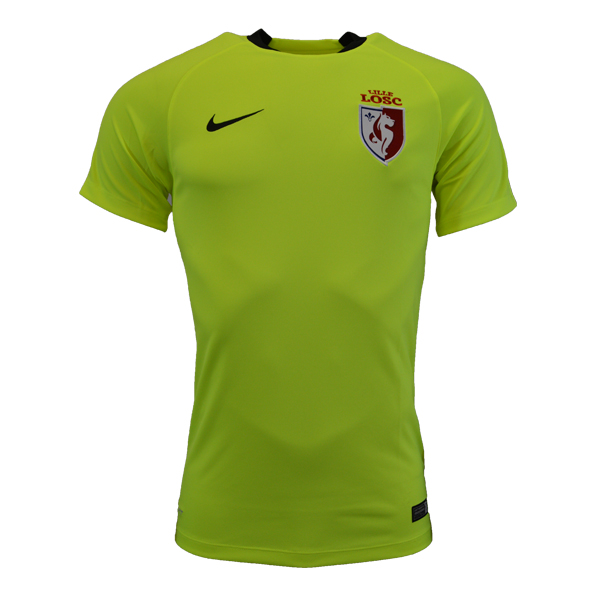 Lille 2015-2016 Flash Training Shirt (Volt)  688245-703  - €11.21 Teamzo.com 8b9d9a14e