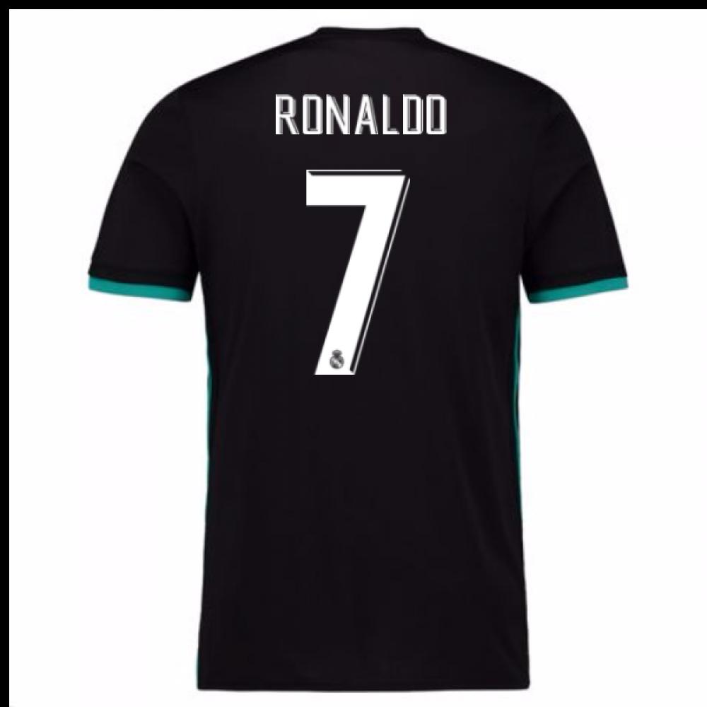 39edcc54c 2017-18 Real Madrid Away Shirt (Ronaldo 7)  CF9578-95128  -  101.18  Teamzo.com