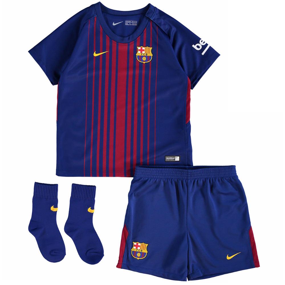 Barcelona 2018-2019 Home Baby Kit  847319-456  -  52.86 Teamzo.com 467f6ecc0