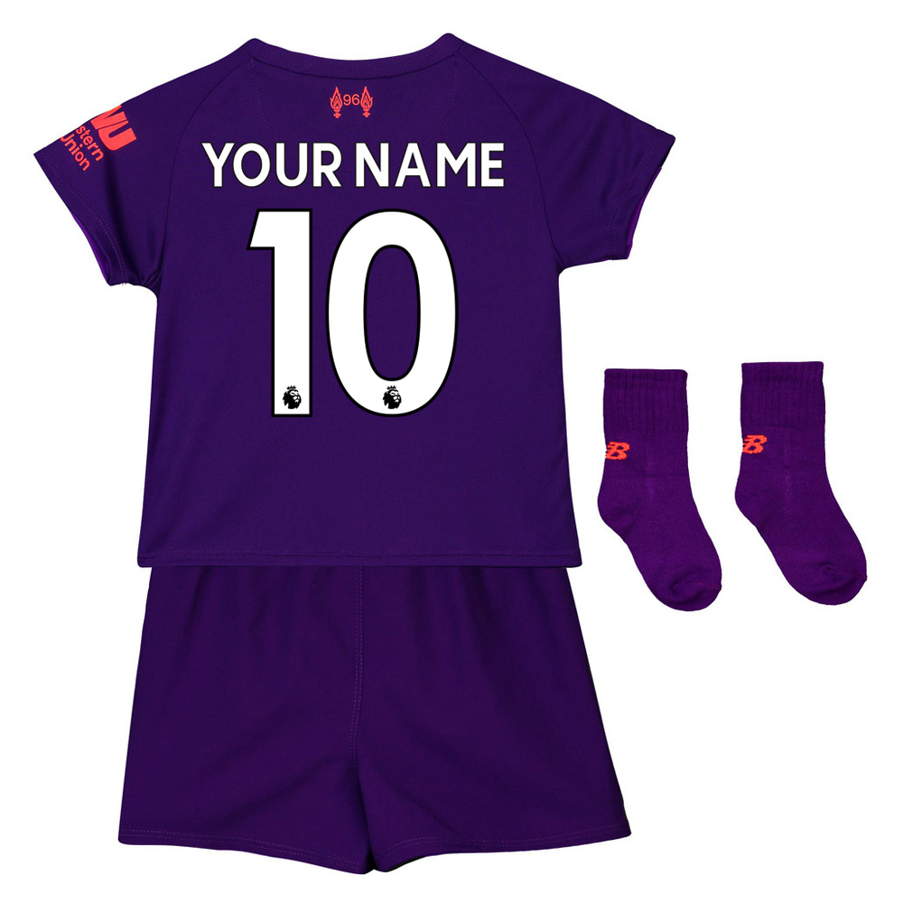 97e24999b76 2018-2019 Liverpool Away Baby Kit (Your Name) [BY830040-125129] - €56.10  Teamzo.com