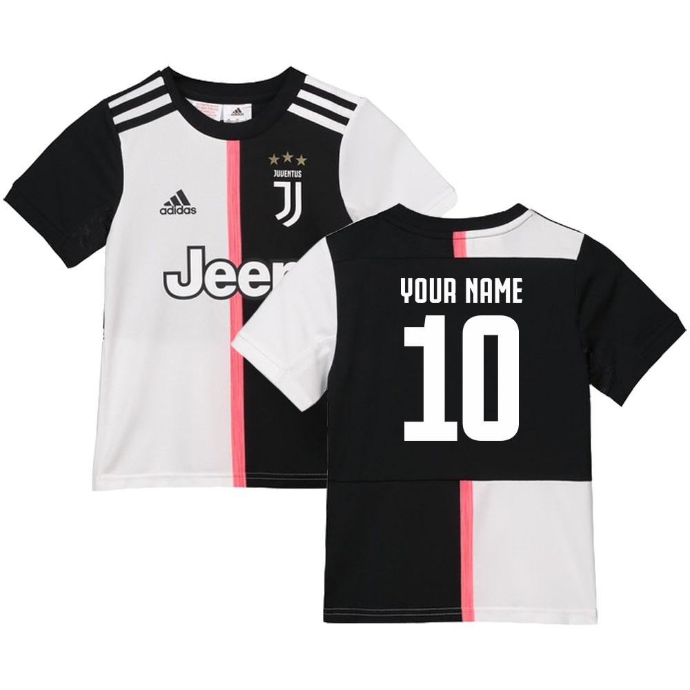 2019-2020 Juventus Adidas Home Shirt (Kids) (Your Name) [DW5453-139336] -  $97.05 Teamzo.com