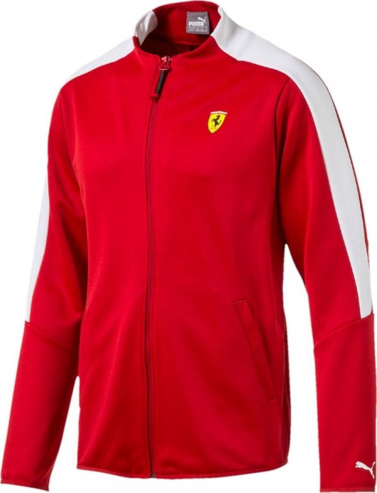 eb971c981f07 2017 Ferrari Puma SF T7 Track Jacket (Rosso Corsa)  76213301 ...