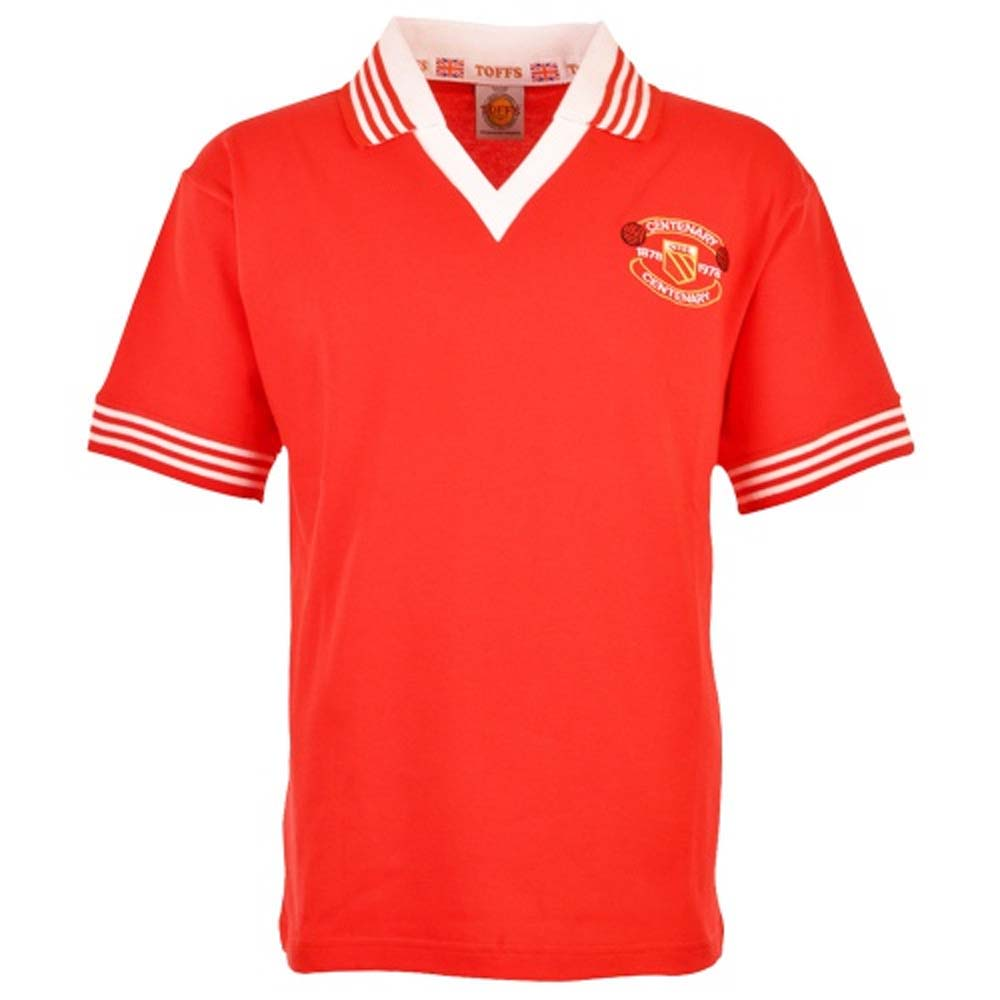 641827590 Manchester United 1978-79 Retro Football Shirt  TOFFS1560  -  43.65 ...