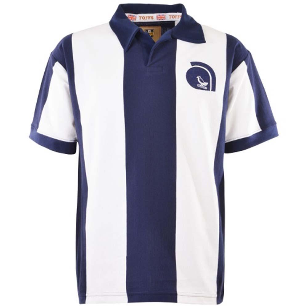 93b1c6e7c07 West Bromwich Albion 1972-1975 Retro Football Shirt [TOFFS1432] - $51.64  Teamzo.com