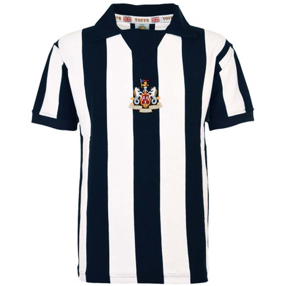 detailing 716e6 c3c2d Newcastle United 1975-1977 Retro Football Shirts