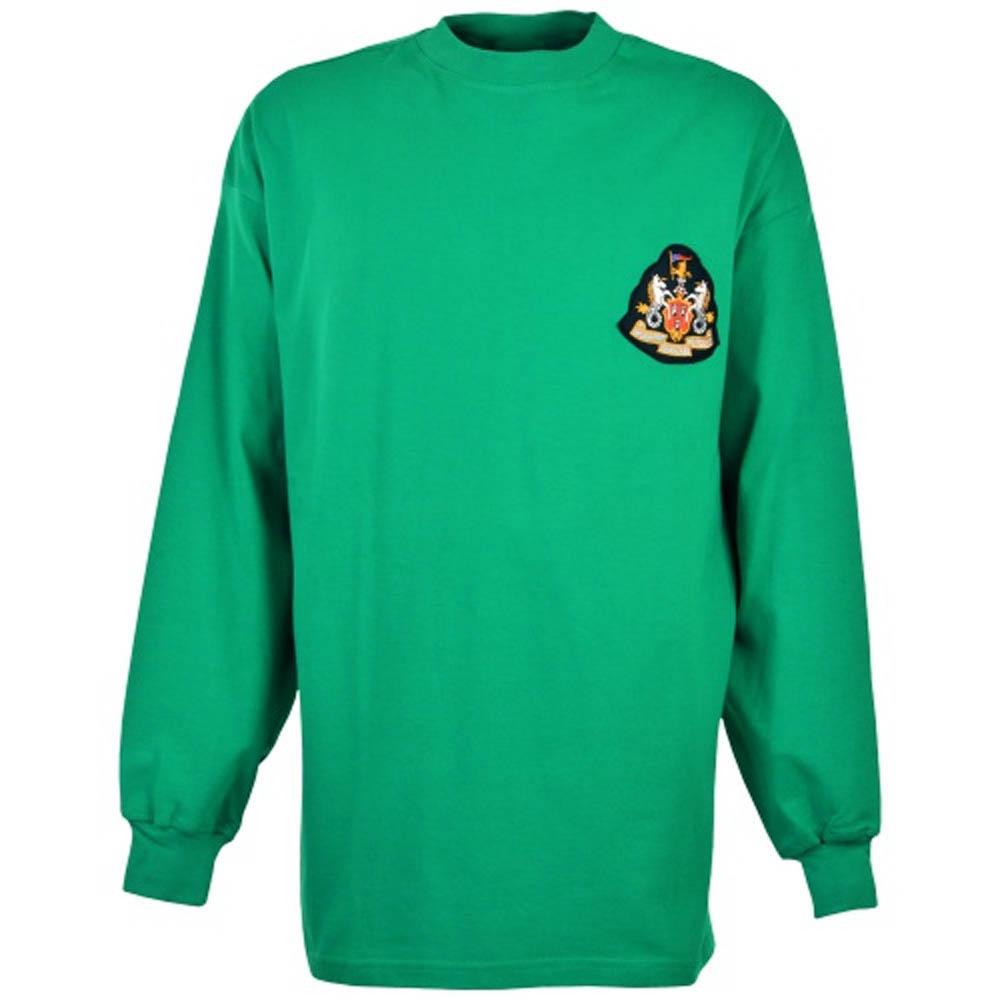 de963385261 Newcastle 1969 Goalkeeper Retro Football Shirt - $41.92 Teamzo.com