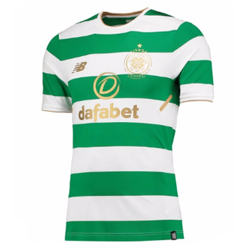 9482f9006 celtic blank home short sleeves mens adults 2016 2017 club soccer ...