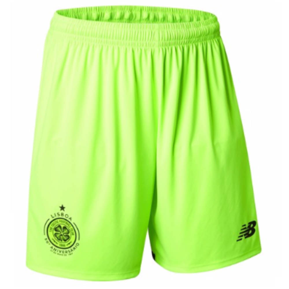 7cf2b4612 Celtic 2017-2018 Home Goalkeeper Shorts (Kids)  JS739017  -  24.79 ...