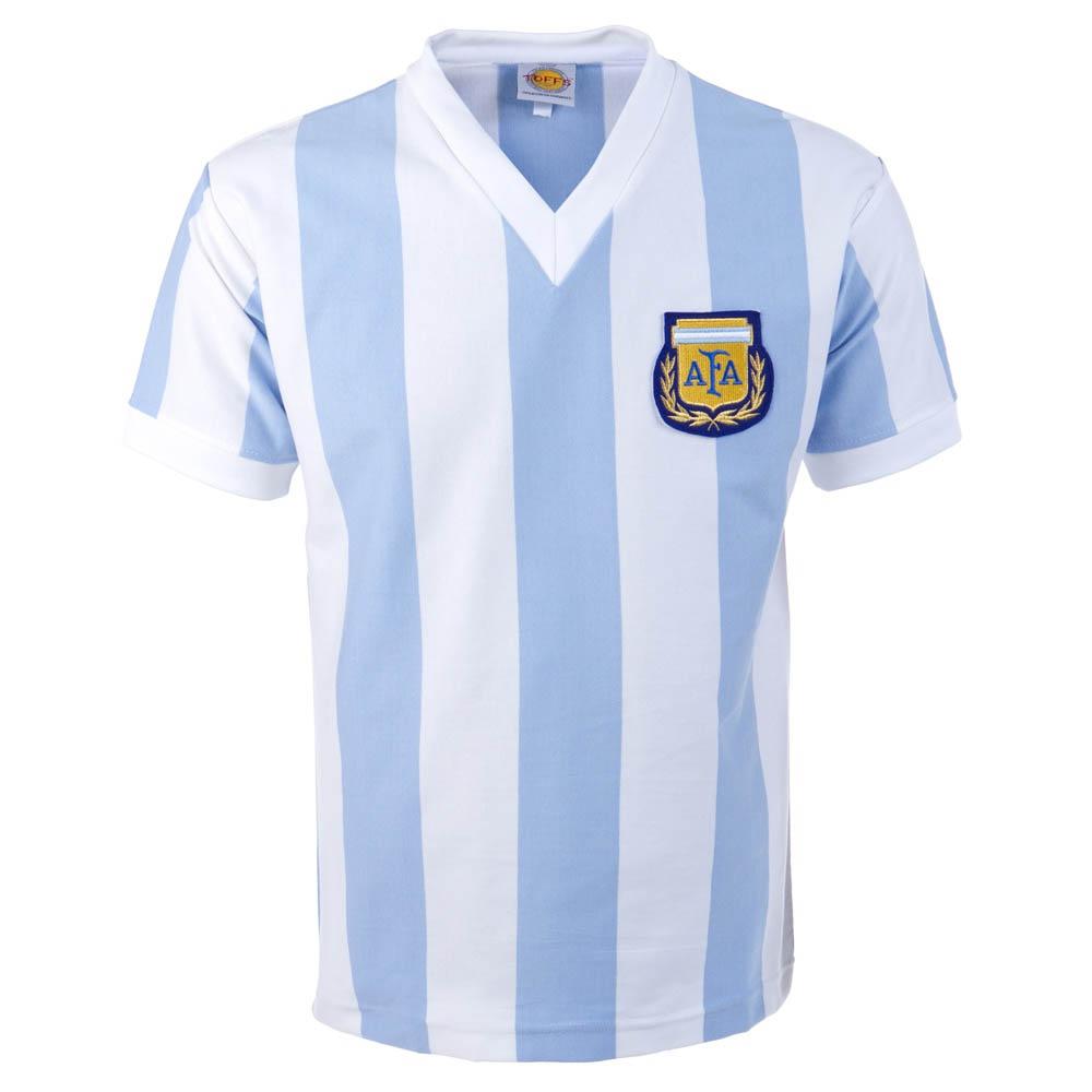 333a331b9c3 Argentina 1982 World Cup Retro Football Shirt  TOFFS5067  -  53.70 ...