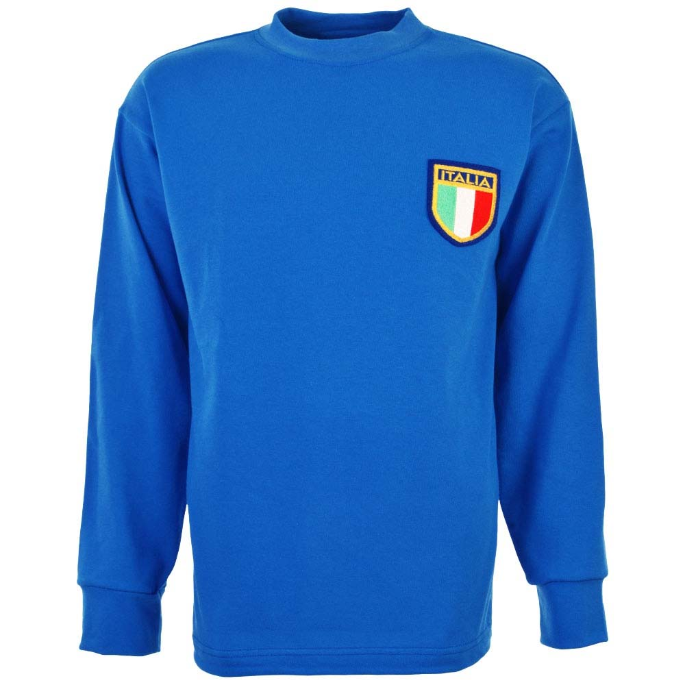 Italy 1968 European Champions Retro Football Shirt
