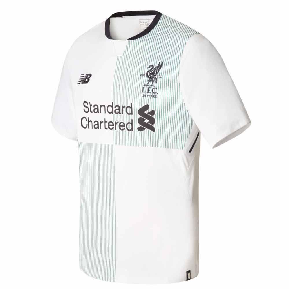 best website 5e31c 26cb7 Liverpool 2017-2018 Away Shirt