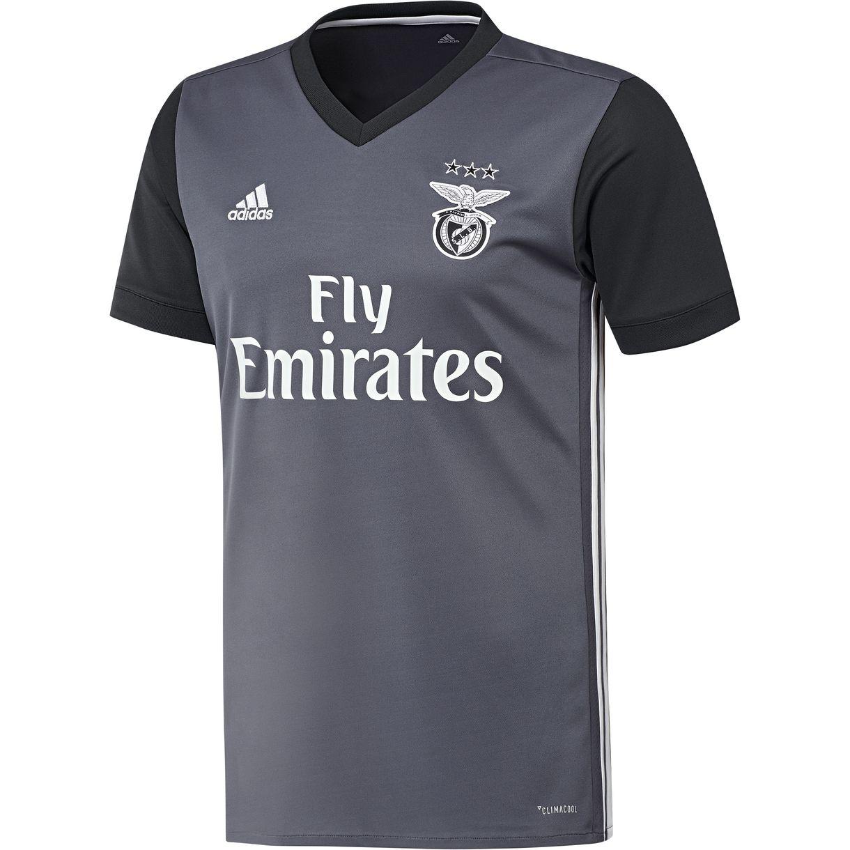 best sneakers 3adc8 f9cd9 Benfica 2017-2018 Away Shirt (Kids)