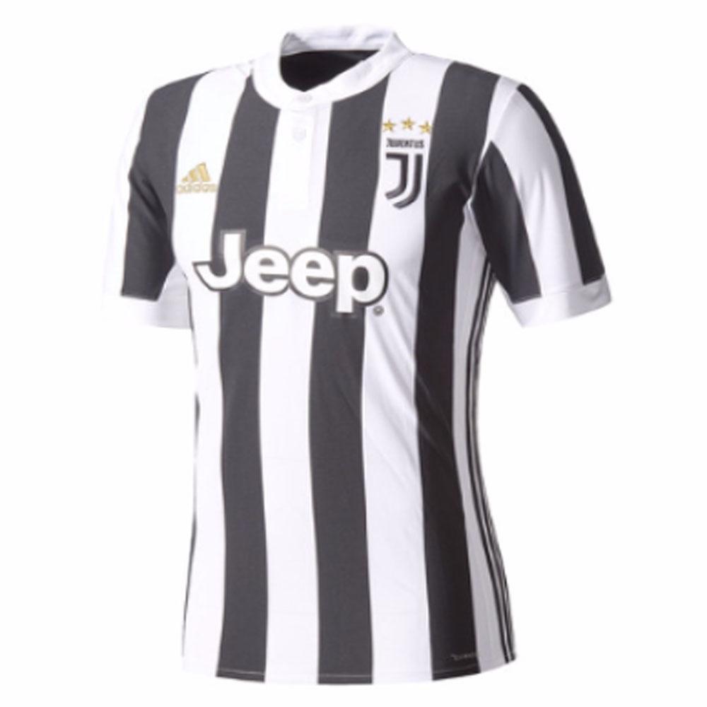 5e146f96955 Juventus 2017-2018 Home Shirt  BQ4533  -  98.24 Teamzo.com