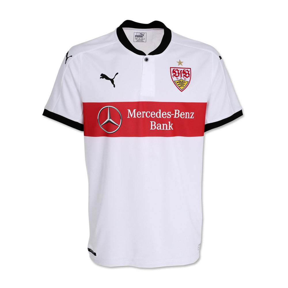 vfb stuttgart 2017 2018 home shirt 75162101. Black Bedroom Furniture Sets. Home Design Ideas