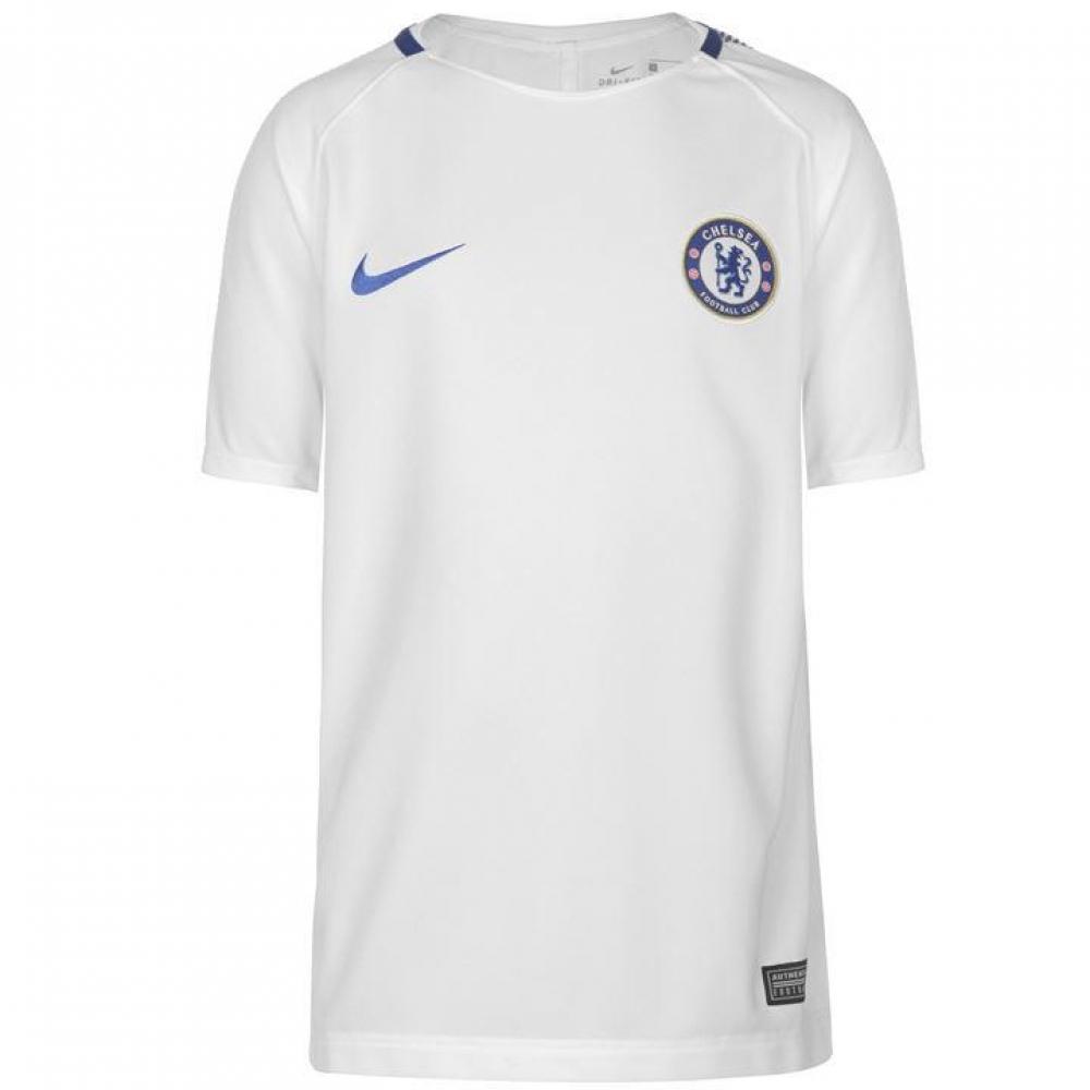 sports shoes 09f4e aaa71 Chelsea 2017-2018 Training Shirt (White) - Kids