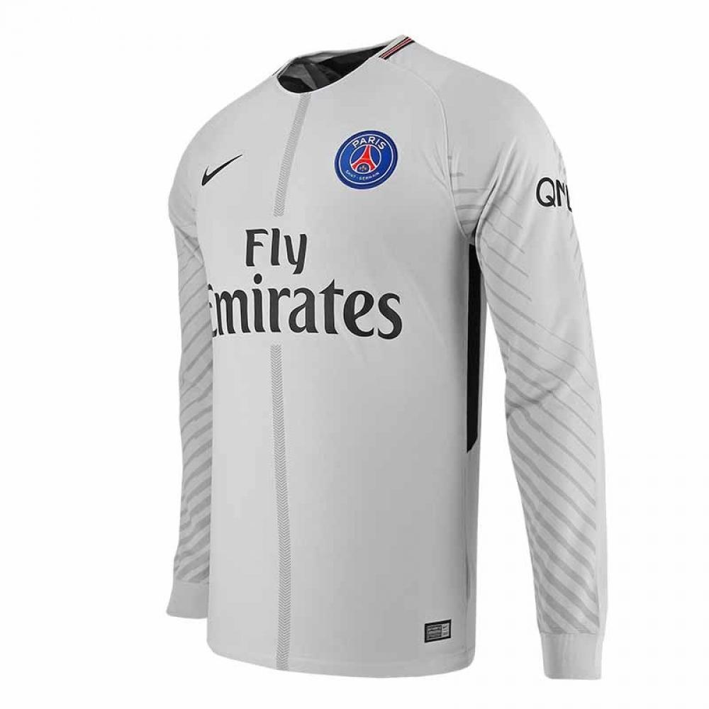 psg 2017 2018 goalkeeper shirt grey 920923 044. Black Bedroom Furniture Sets. Home Design Ideas