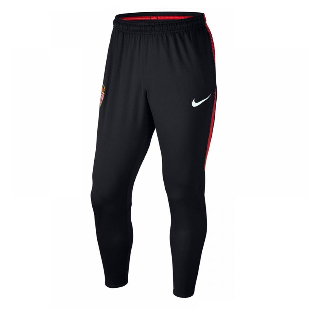Monaco 2017 2018 Squad Training Pants (Black)