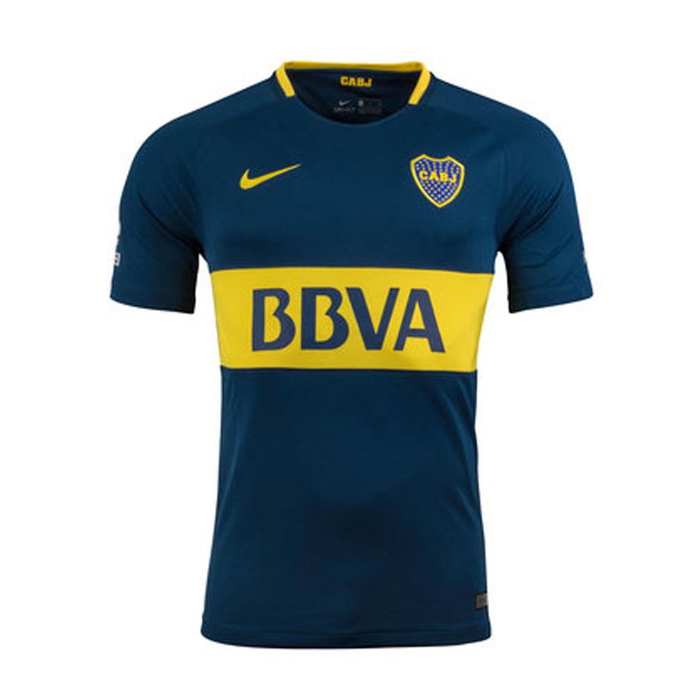 Boca Juniors 2017-2018 Home Shirt [847299-461]