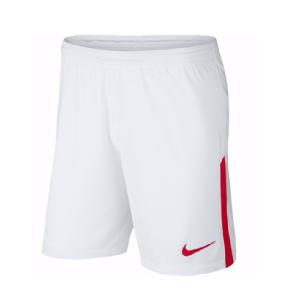brand new 11116 80980 AS Roma 2017-2018 Nike Away Shorts (White)