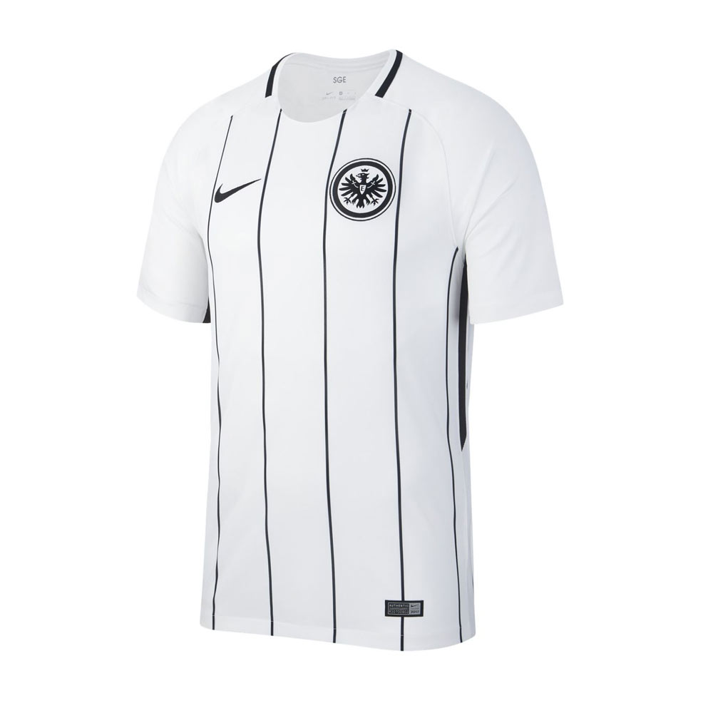 eintracht frankfurt 2017 2018 home shirt kids 854719. Black Bedroom Furniture Sets. Home Design Ideas