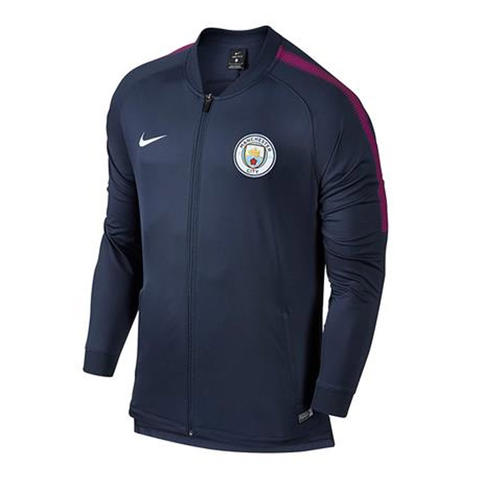 70be3a429c44 Man City 2017-2018 Core Trainer Jacket (Navy)  854773-410  -  62.68 ...