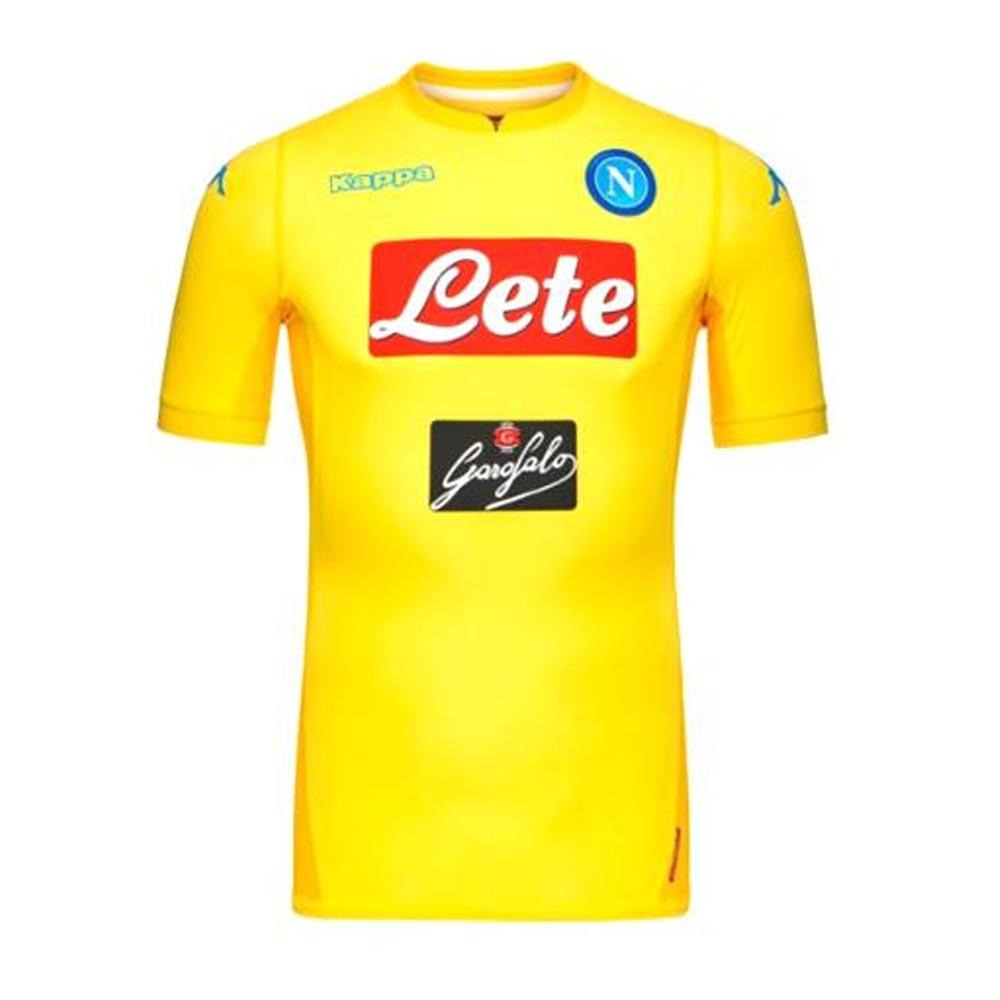 fca33391d924f Napoli 2017-2018 Authentic Away Shirt (Kids)  303V440K  -  39.31 ...