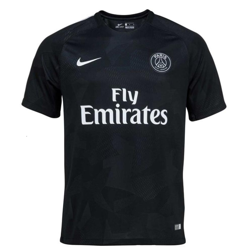 psg 2017 2018 third shirt 847267 011. Black Bedroom Furniture Sets. Home Design Ideas