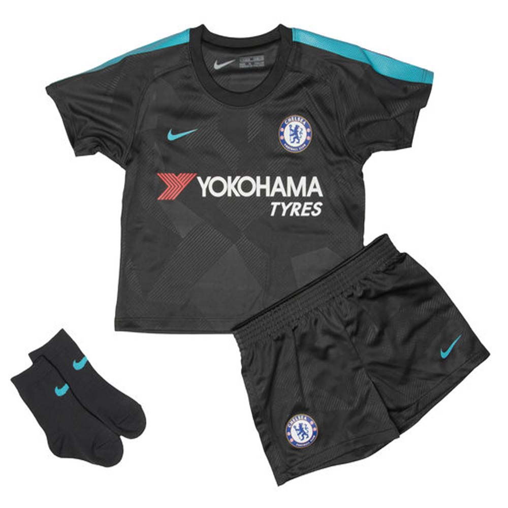 detailed pictures 77244 d9465 Chelsea 2017-2018 Third Baby Kit
