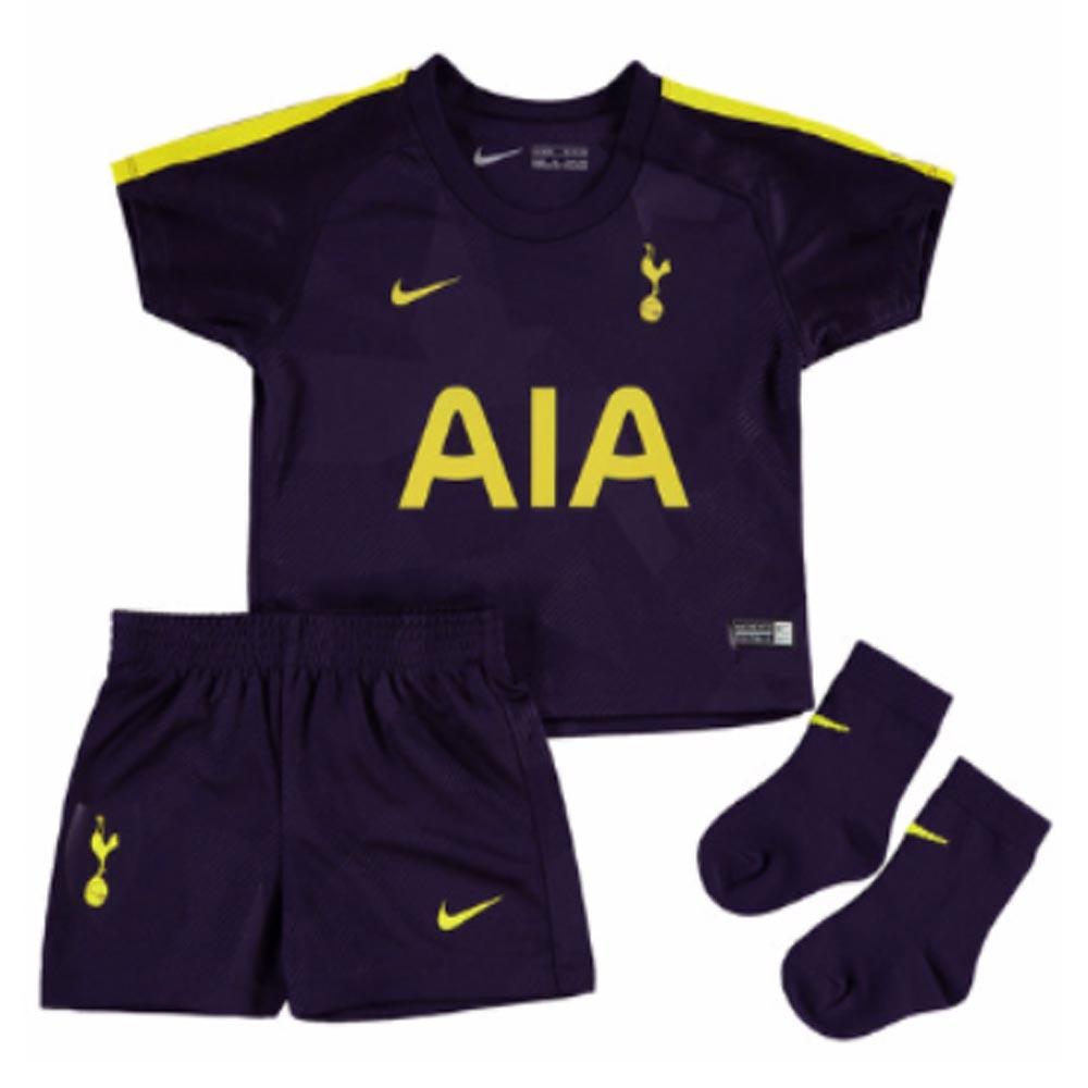 best website 5a96d f785b Tottenham 2017-2018 Third Baby Kit