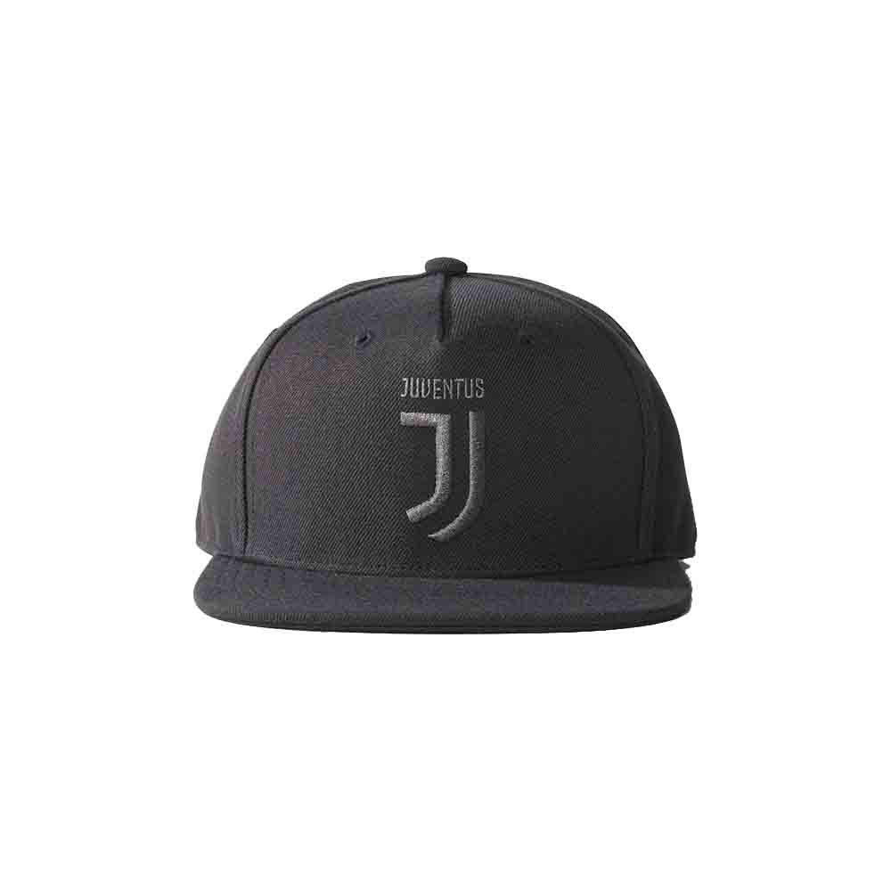 05f63b42b0f8b Juventus 2017-2018 Flat Cap (Black)  BR7007  -  22.09 Teamzo.com