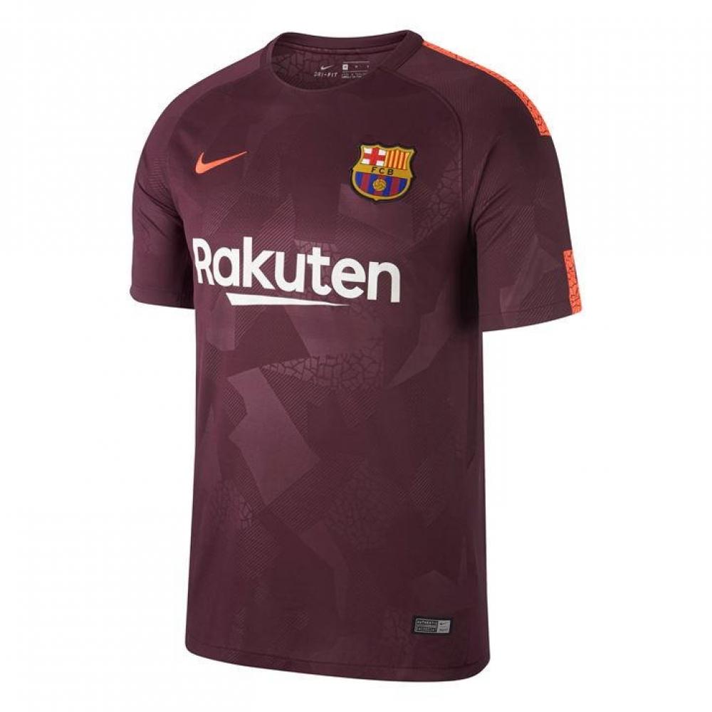 Barcelona 2017-2018 Third Shirt [847253-683] - $80.49