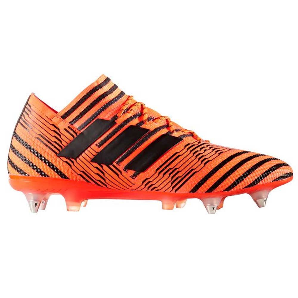 4fc9198a3f8a Adidas Nemeziz 17.1 SG Mens Football Boots (Orange-Black) -  301.29 ...