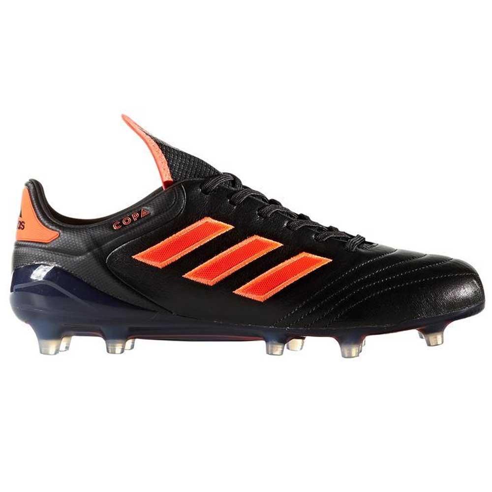 d1ba5a0040b Adidas Copa 17.1 FG Mens Football Boots (Black-Red) -  256.87 Teamzo.com