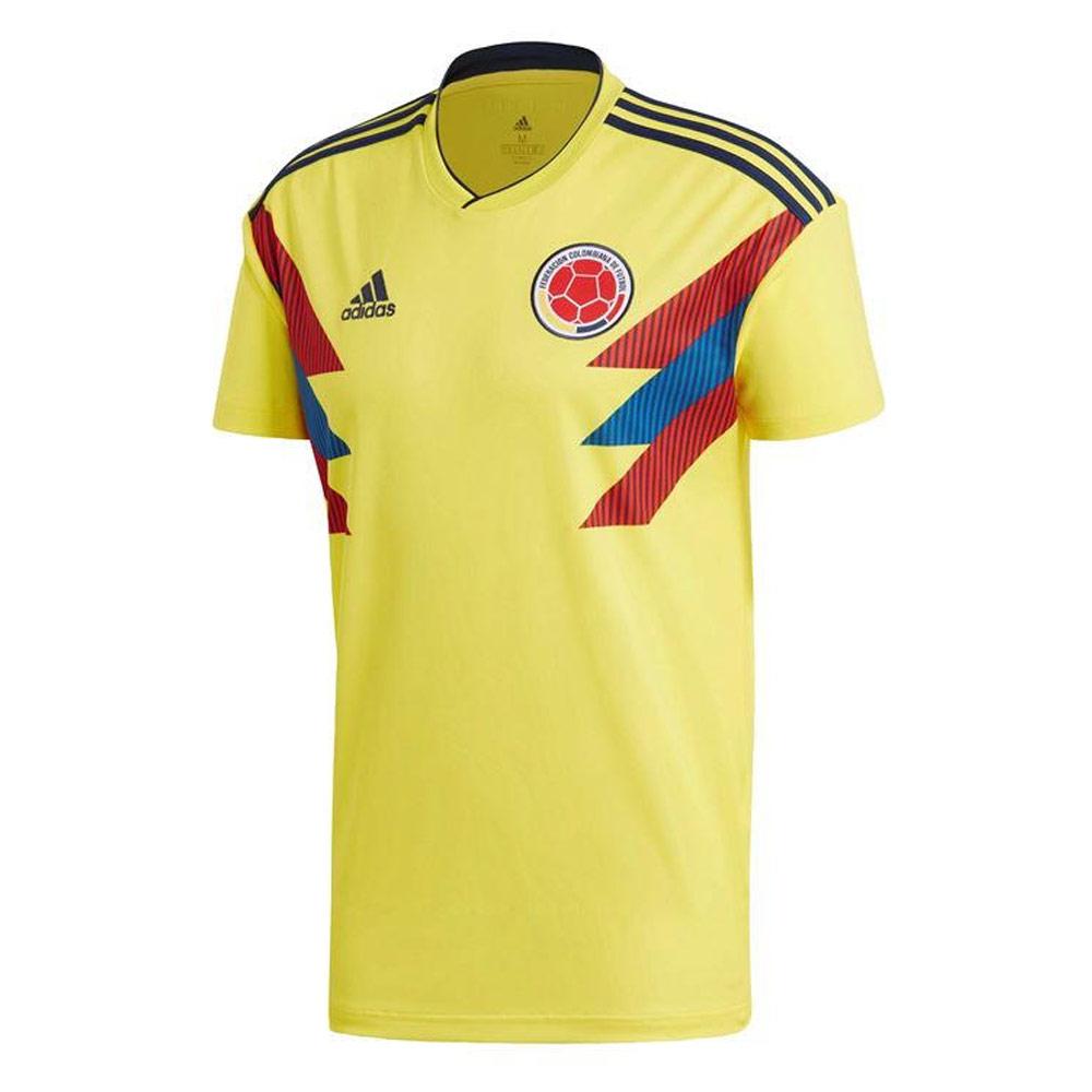 Colombia 2018-2019 Home Shirt (Kids)  BR3509  -  65.79 Teamzo.com 954bf155c