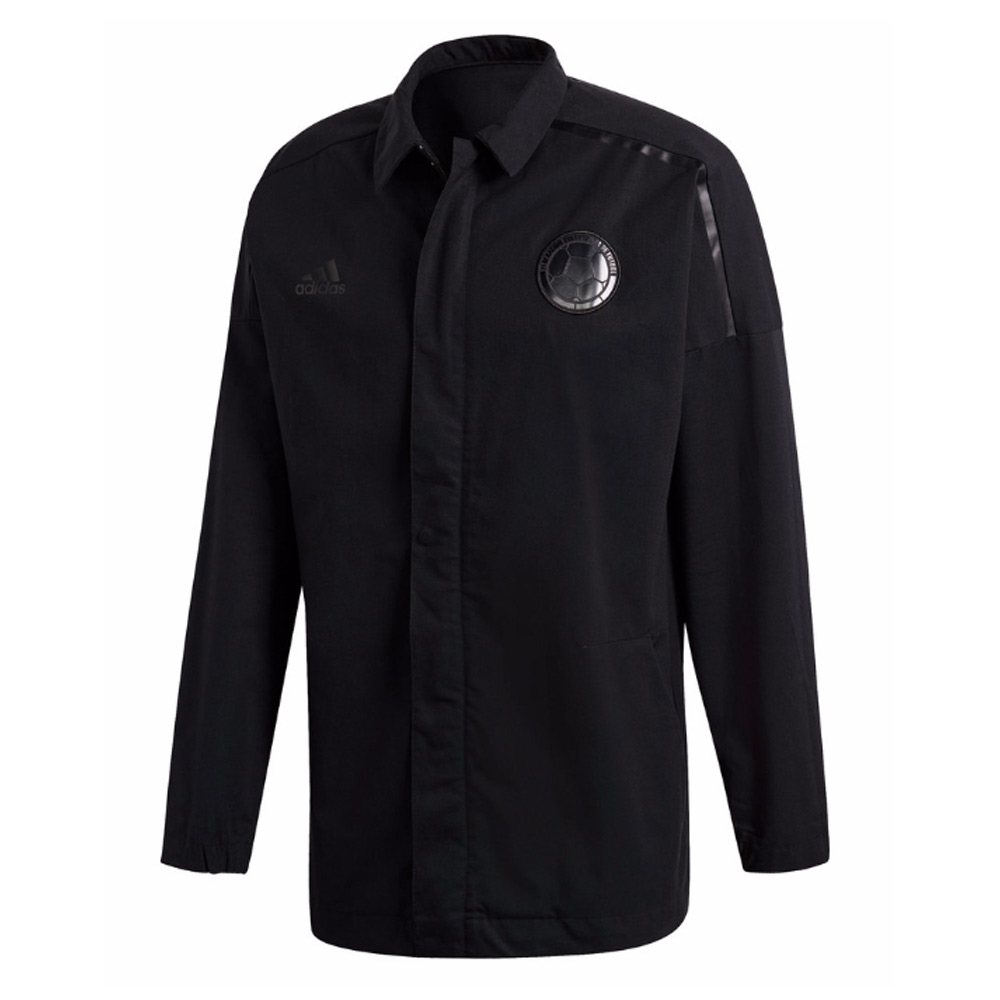 Colombia 2018-2019 ZNE Woven Anthem Jacket (Black)
