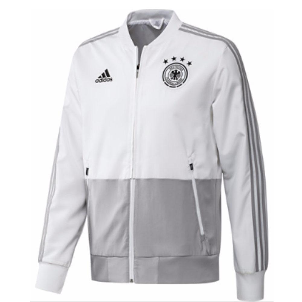 Germany 2018 2019 Presentation Jacket White Ce6587