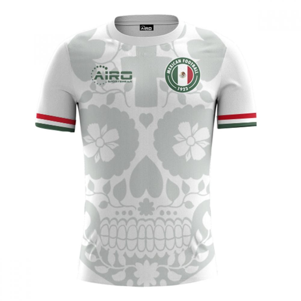 Mexico 2018 2019 Away Concept Shirt 43 26 Teamzo Com