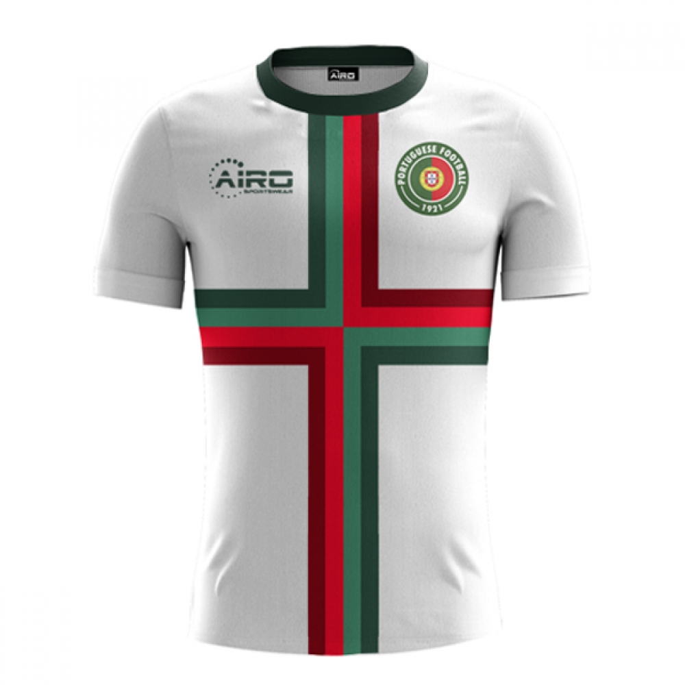 portugal 2018 2019 away concept shirt. Black Bedroom Furniture Sets. Home Design Ideas
