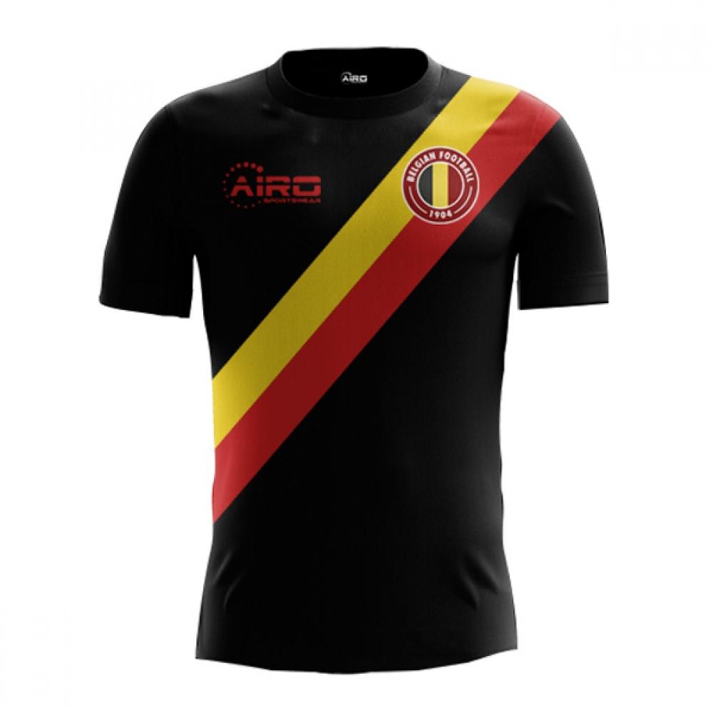 c7f428a39cb Belgium 2018-2019 Third Concept Shirt - $43.99 Teamzo.com