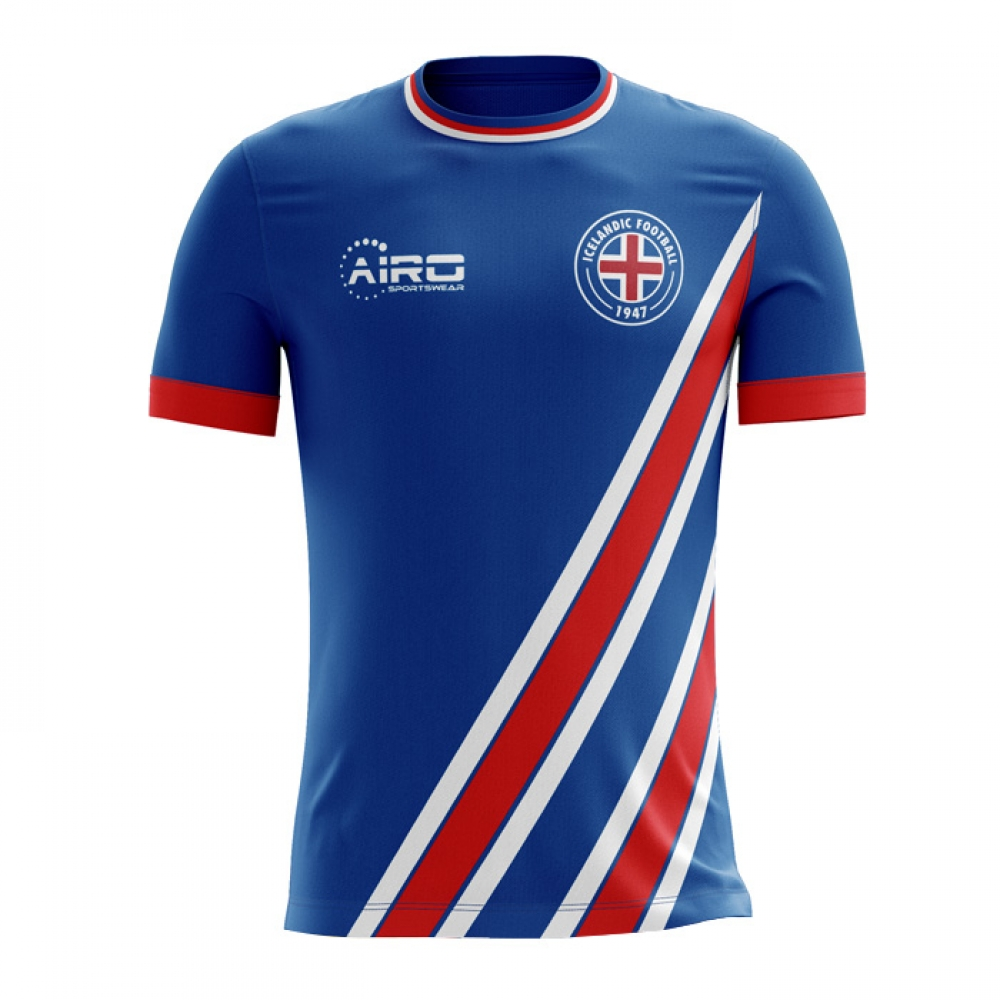 6cd4dd453 Iceland 2017-2018 Home Concept Shirt -  44.39 Teamzo.com