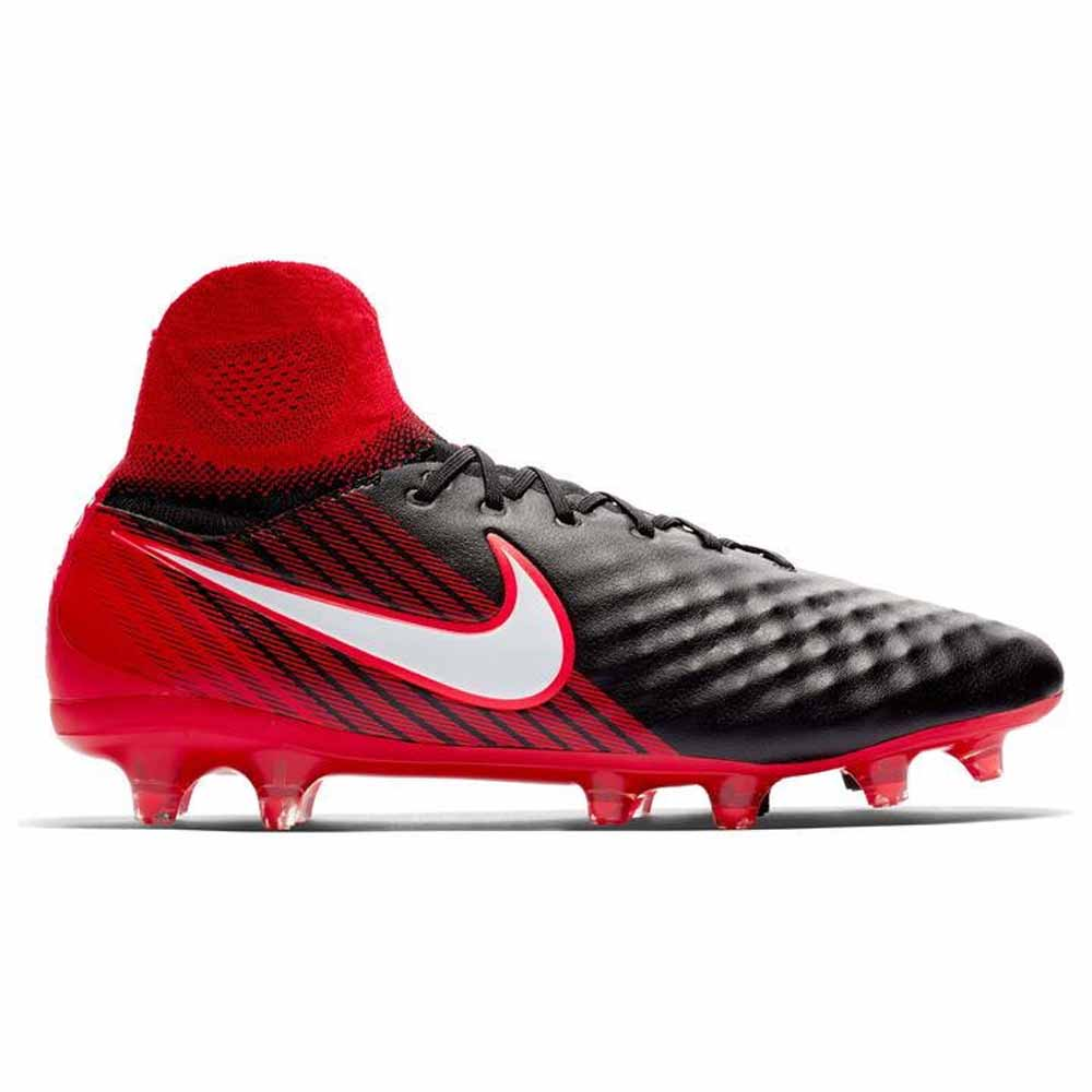 Nike Magista Orden Mens FG Football Boots (Black-Red ... - photo#33