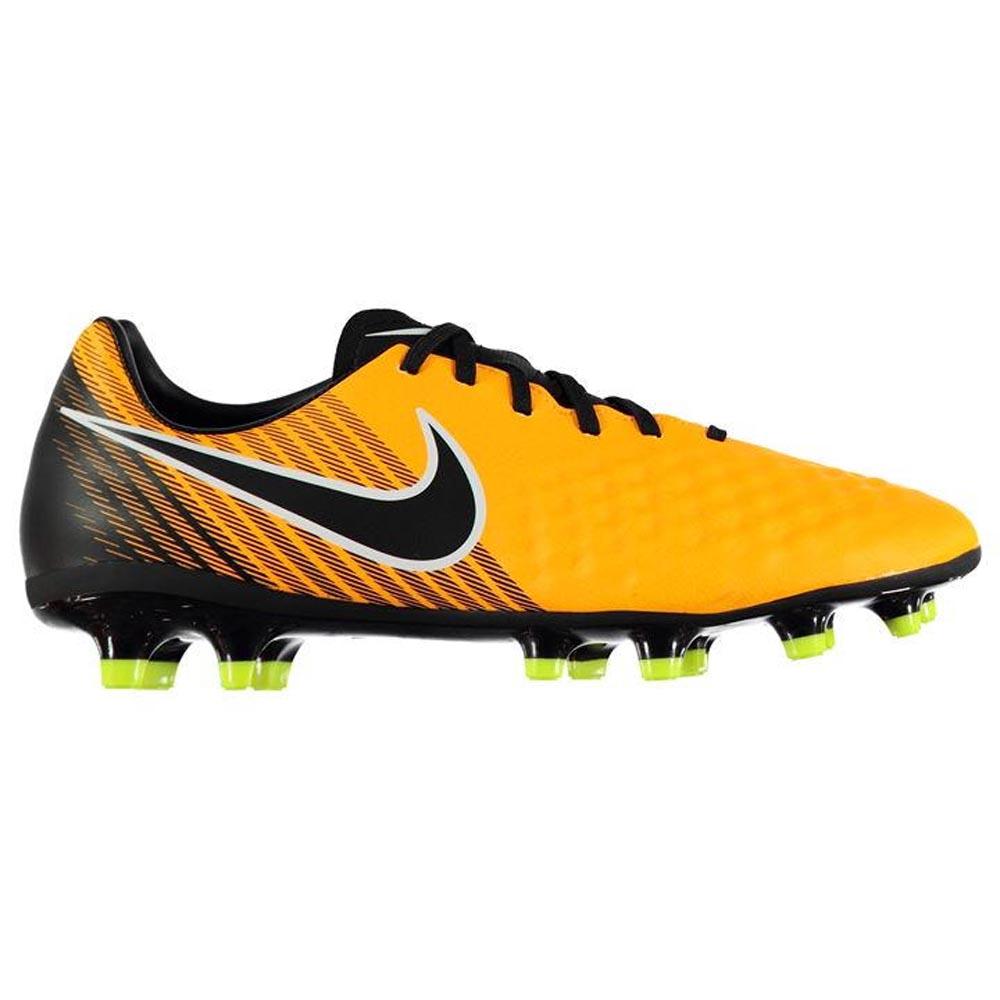pretty nice ec94a a338c Nike Magista Onda II FG Mens Football Boots (Orange-Black)