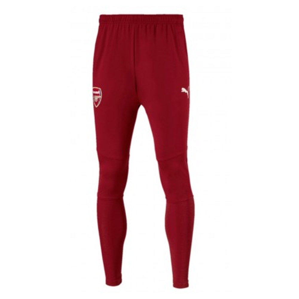 35046aa4 Arsenal 2017-2018 Fitted Training Pants with Pockets (Chilli Pepper) - Kids  [75317303] - $28.10 Teamzo.com