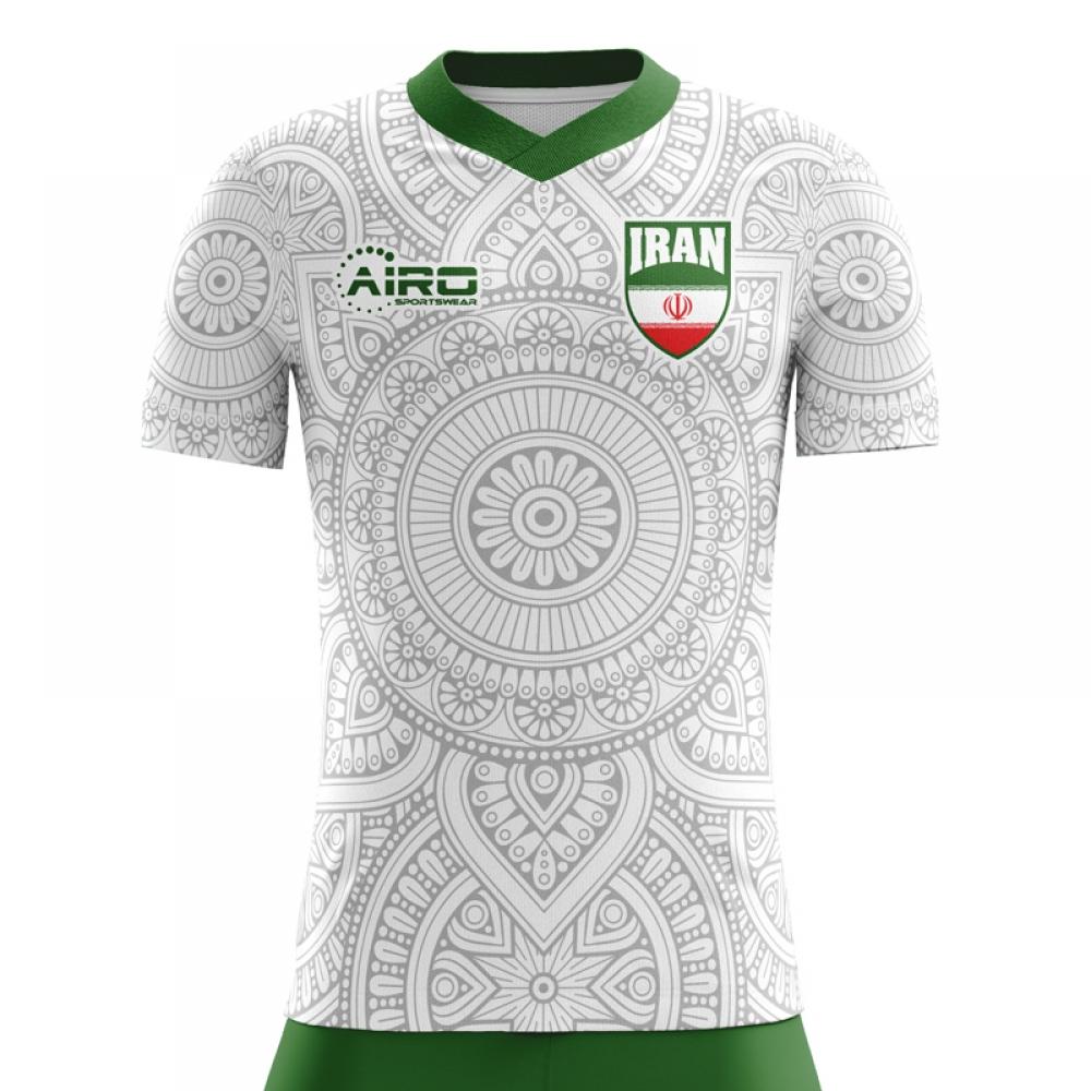 Iran 2018 2019 Home Concept Shirt Iranh 75 26 Teamzo Com