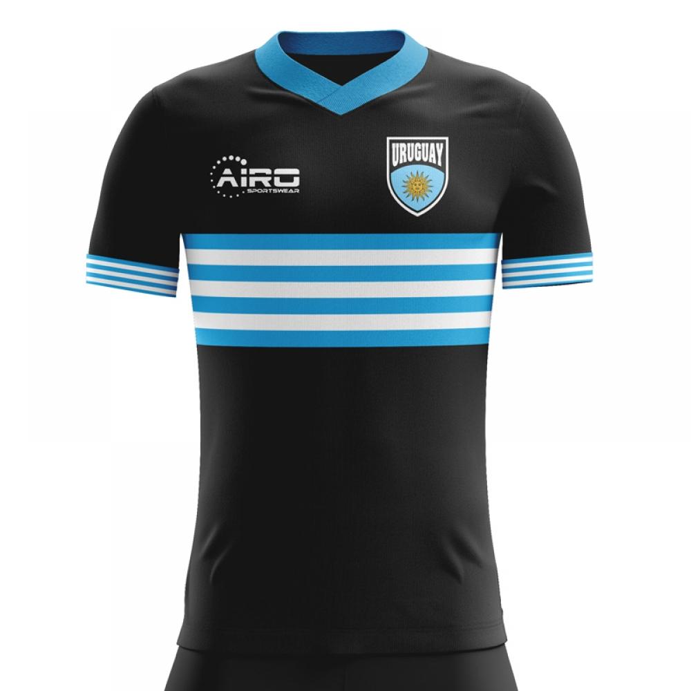Uruguay 2018-2019 Away Concept Shirt