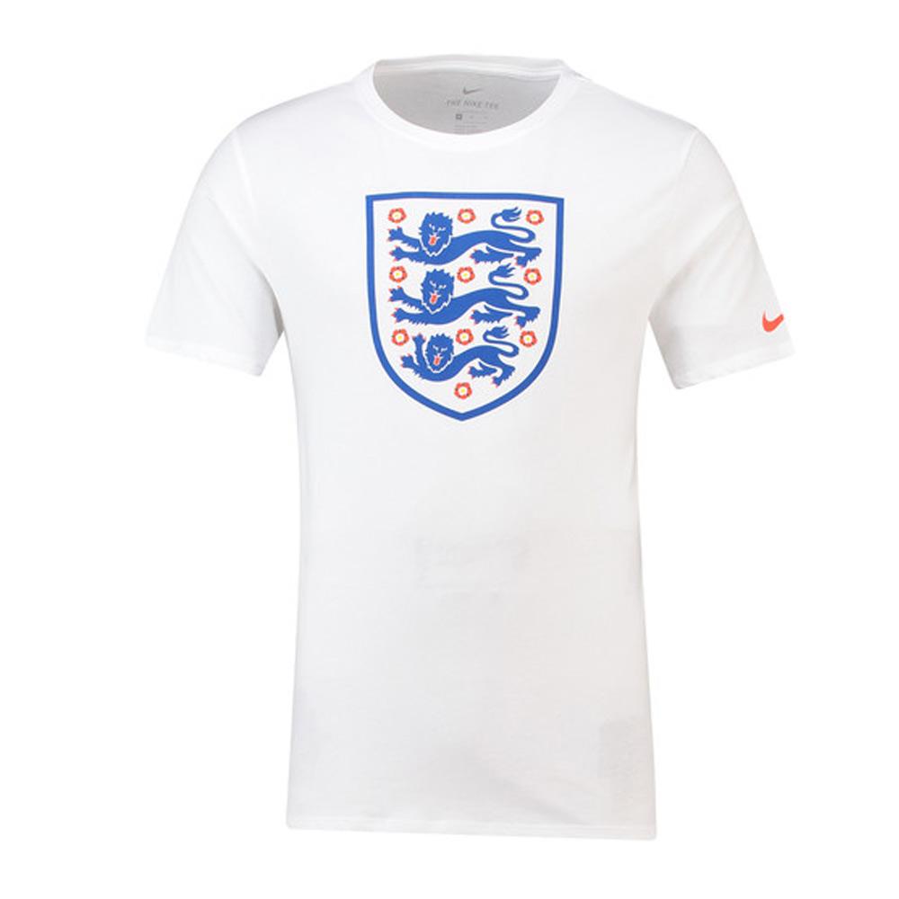 f23c69db England 2018-2019 Evergreen Crest Tee (White) [908371-100] - $22.82  Teamzo.com
